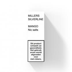 MILLERS JUICE SILVERLINE NIC SALT - MANGO