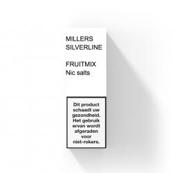 MILLERS JUICE SILVERLINE NIC SALT - FRUITMIX