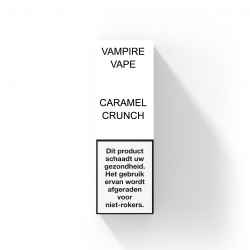 VAMPIRE VAPE - CARAMEL CRUNCH