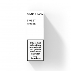 DINNER LADY SWEET FRUITS