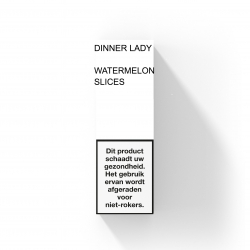 DINNER LADY WATERMELON SLICES