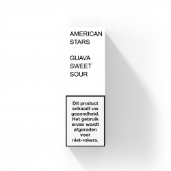 AMERICAN STARS GUAVA SWEET SOUR