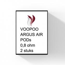 VOOPOO ARGUS AIR PODS - 0.8ohm (2ml/2st.)