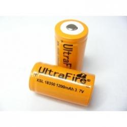 UltraFire 18350 1200mAh 3.7V