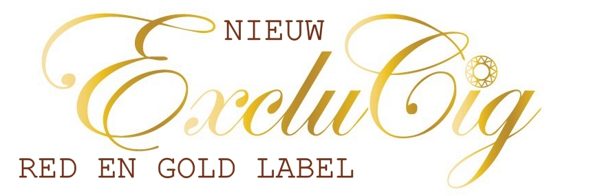 Exclucig e-liquids red en gold line